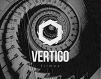 Vertigo filmes · Branding