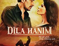 dila hanım TV serial poster