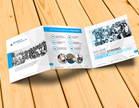 3-Fold Brochure for IEEE YP