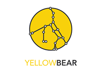 YellowBear Logo Design