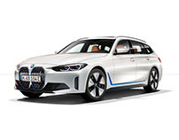 BMW i4 Touring
