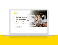 Web Design Concept - Guru