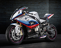 BMW M GmbH  |  Moto GP Safety Bike 2015