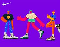 Nike - Characters