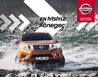 Nissan Navara - Öne Geç | TVC
