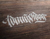 iamrushdog Calligraphy