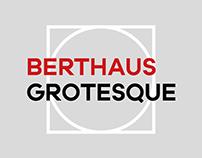 Berthaus Grotesque