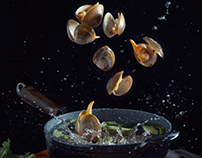 Seafood photograph | foodography食摄集