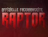 Raptor Banner