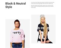 Home Looks - Seller eCommerce WordPress Theme