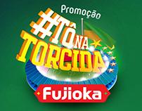 Fujioka - Promoção Tô na Torcida