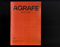 Agrafe—Typeface Specimen