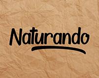 Naturando - Gestão de design