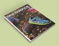 New Balance Fall 2014 Footwear