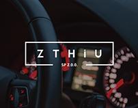 ZTHiU • LOGOTYPE • SMALL IDENTITY