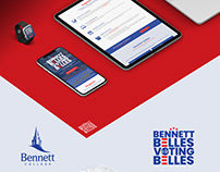 Bennett College - Voting Belles Campaign
