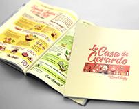 La Casa de Gerardo - Recipe Book