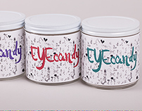 Package Design: EYECandy