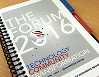 TheForum2016 Program Book