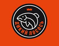 Дикий лосось — брендинг для красной икры