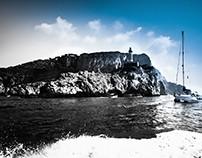 Italy, boat trip to Capri - 2015