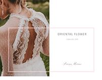 Catálogo digital nueva colección novias Lorena Merino