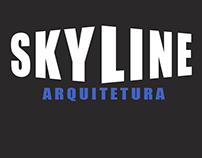 Logo fictício (Skyline: arquitetura)