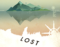 LOST | Blu-Ray Cover & Poster