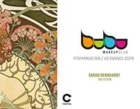 SARAH BERNHARDT COLLECTION | BUBU MAKE UP | ART DIRECTO