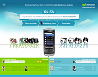 Textwars. Movistar