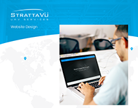 StrattaVu Website Design