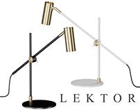 Lektor table light