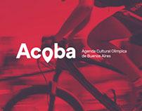 Agenda cultural olimpica - Mobile App
