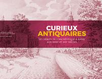Curieux Antiquaires | Exposition