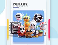 Mario Foes