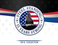 Steel Standing 15 years
