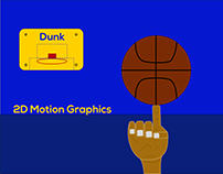 2d Motion graphics using after effects and illustrator