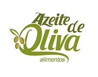 Azeite de Oliva - Logo e Identidade Visual