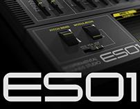 ES01 Analog Synthesizer