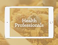 PepsiCo Health Professionals