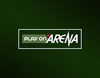 PlayonArena: Social Media Creatives