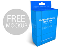 100% FREE Peggable Box Mockup (Photoshop Cover Action)