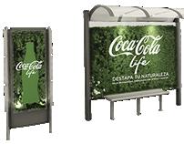 BTL Coca-Cola Life