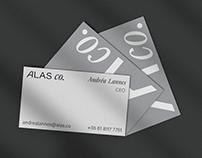 ALAS CO.WORKING - BRANDING