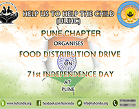 Food Donation Drive Poster For An Organization