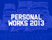 Danilo Mancini _ Sailor Danny _ Personal Works 2013