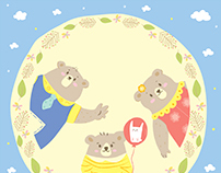 Learning Math with My Bear Family