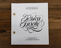 A Guide to a Lettering Process