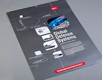 Настенный календарь «Глобальные системы защиты»