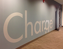 Lincoln Financial Office Graphics